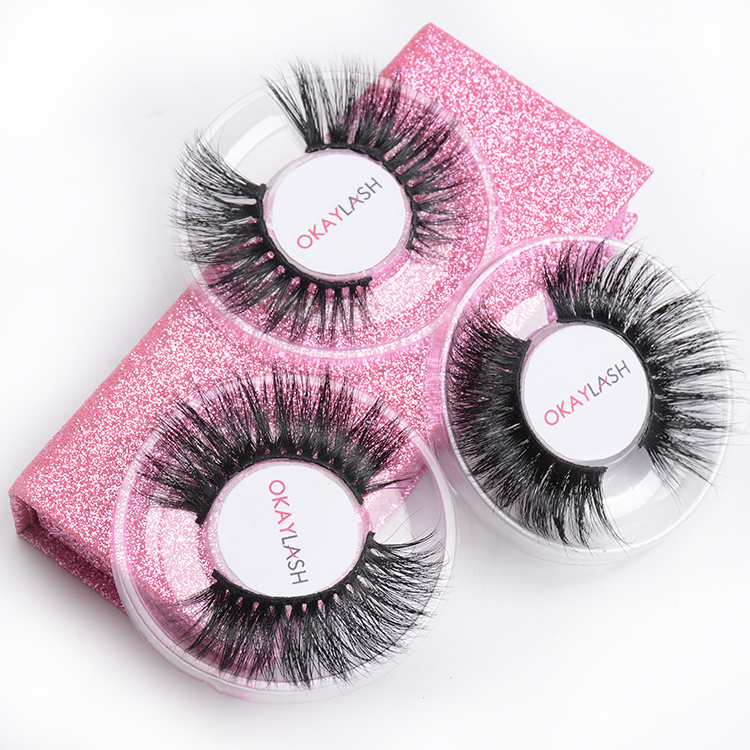 13-20mm mink eyelashes